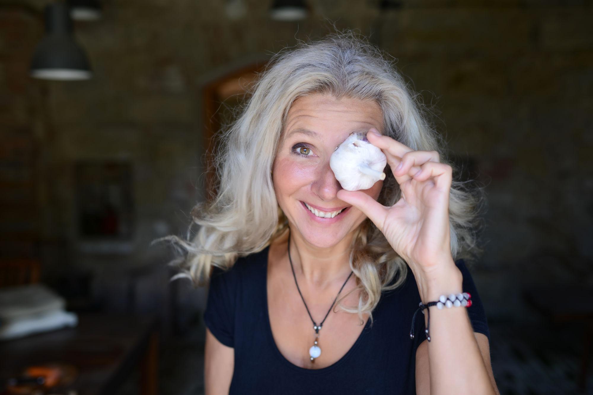 Bára Wolfová Balcarová - 11 tipů jak zhubnout v menopauze