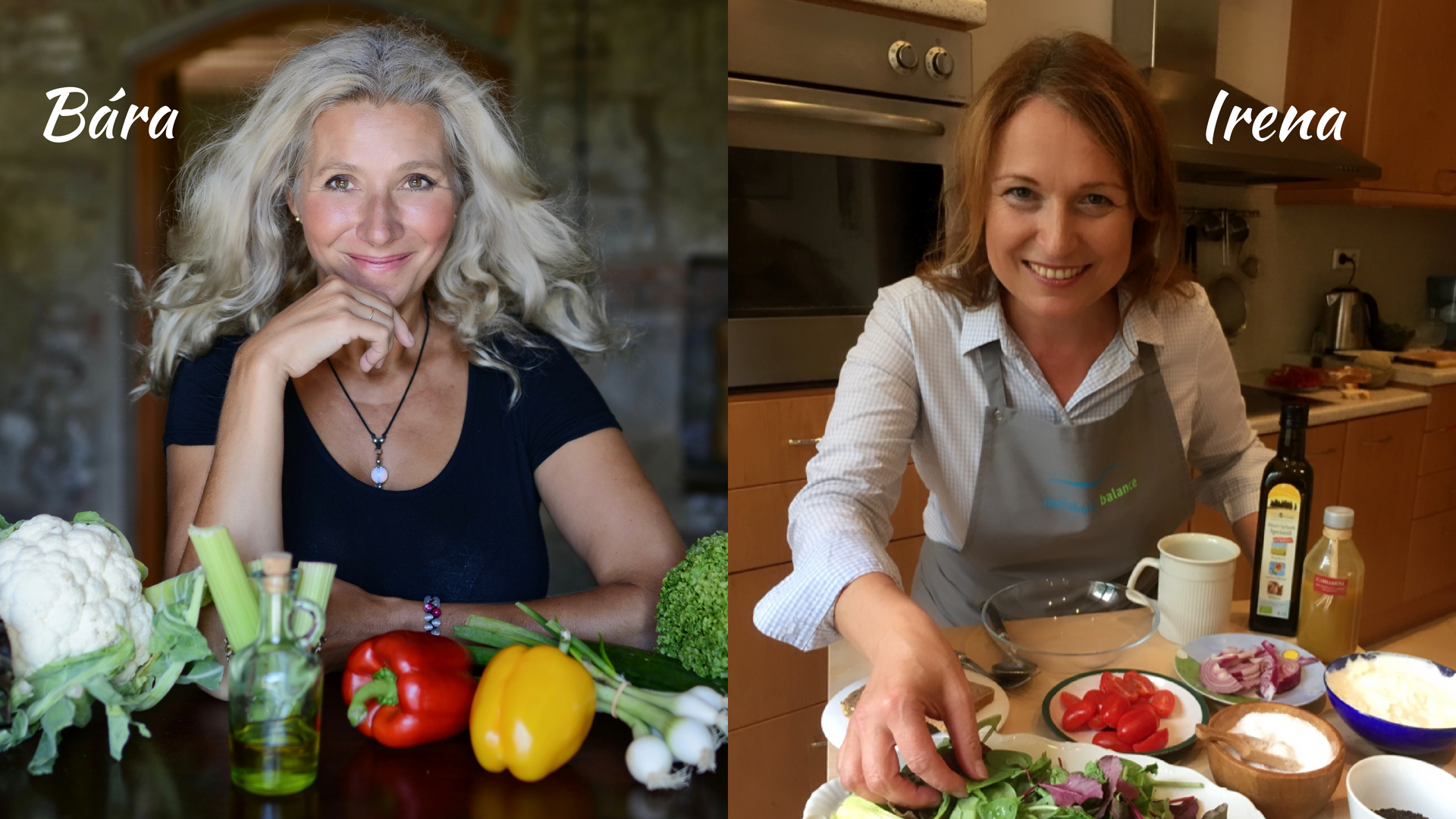 Kurzy vaření -jak zhubnout vmenopauze