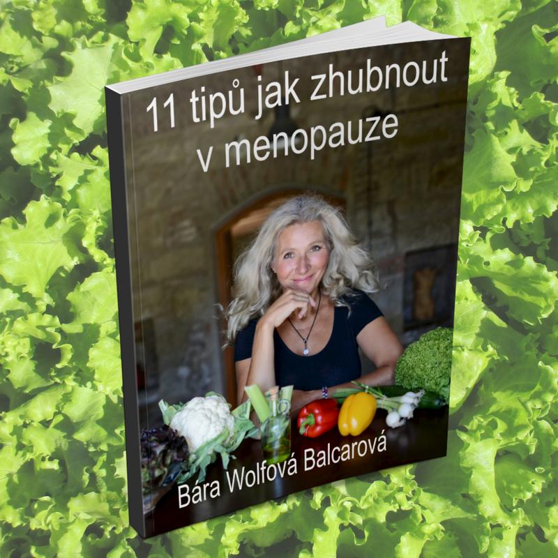 11 tipů jak zhubnout vmenopauze - eBook zdarma