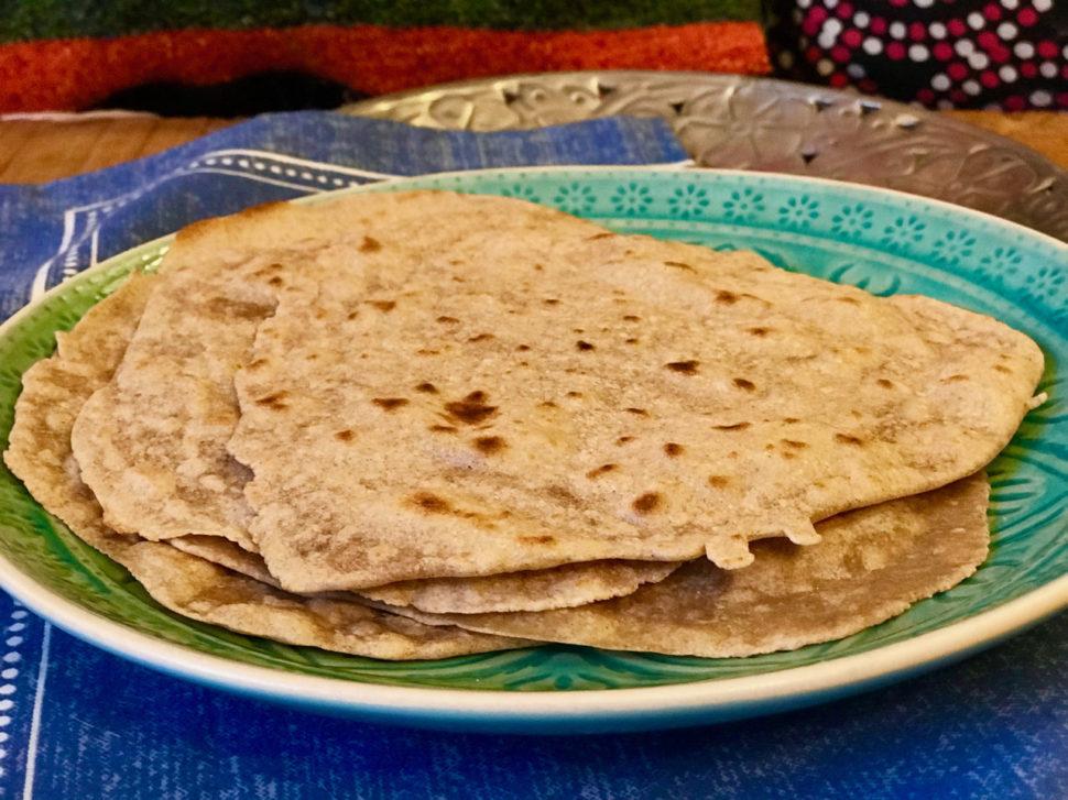 Žitné tortilly - recepty pro hubnutí v menopauze