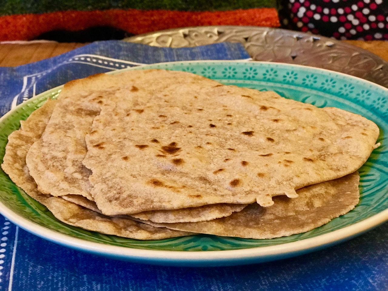 Žitné tortilly - recepty pro hubnutí vmenopauze