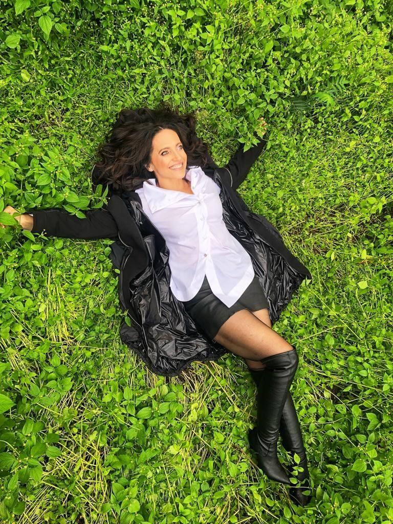 Lucie Bílá - povídání s životě a stravě podle Metabolic Balance®