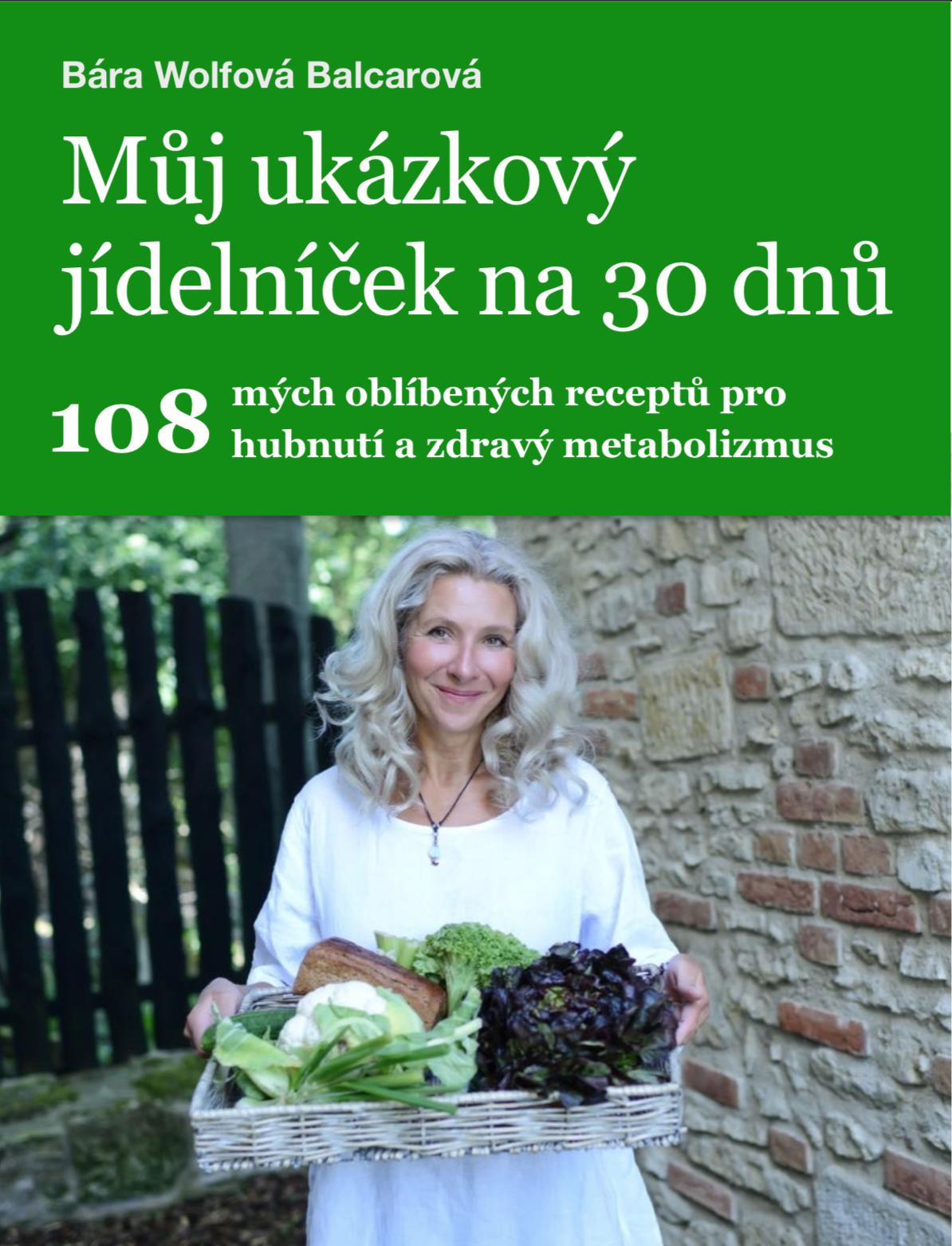 eBook Můj ukázkový jídelníček nahubnutí - 30 dnů, vhodné pro Metabolic Balance